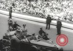 Image of massive military parade in New York City during World War 2 New York City USA, 1942, second 50 stock footage video 65675061763