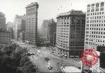Image of massive military parade in New York City during World War 2 New York City USA, 1942, second 55 stock footage video 65675061763