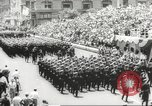 Image of massive military parade in New York City during World War 2 New York City USA, 1942, second 57 stock footage video 65675061763