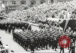 Image of massive military parade in New York City during World War 2 New York City USA, 1942, second 59 stock footage video 65675061763