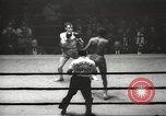 Image of boxing tournament New York United States USA, 1965, second 19 stock footage video 65675061775