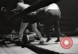 Image of boxing tournament New York United States USA, 1965, second 58 stock footage video 65675061775