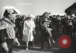 Image of Queen Elizabeth Addis Ababa Ethiopia, 1965, second 30 stock footage video 65675061777