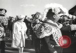 Image of Queen Elizabeth Addis Ababa Ethiopia, 1965, second 32 stock footage video 65675061777
