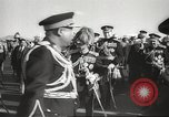 Image of Queen Elizabeth Addis Ababa Ethiopia, 1965, second 33 stock footage video 65675061777