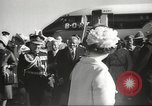 Image of Queen Elizabeth Addis Ababa Ethiopia, 1965, second 38 stock footage video 65675061777