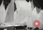 Image of annual boat show New York United States USA, 1966, second 37 stock footage video 65675061787