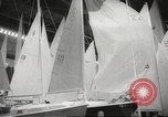 Image of annual boat show New York United States USA, 1966, second 38 stock footage video 65675061787