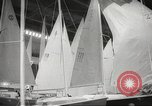 Image of annual boat show New York United States USA, 1966, second 39 stock footage video 65675061787