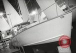 Image of annual boat show New York United States USA, 1966, second 40 stock footage video 65675061787