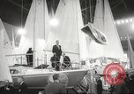 Image of annual boat show New York United States USA, 1966, second 44 stock footage video 65675061787