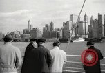 Image of German liner Europa New York United States USA, 1966, second 46 stock footage video 65675061789