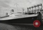 Image of German liner Europa New York United States USA, 1966, second 51 stock footage video 65675061789