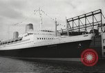 Image of German liner Europa New York United States USA, 1966, second 52 stock footage video 65675061789