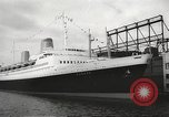 Image of German liner Europa New York United States USA, 1966, second 53 stock footage video 65675061789