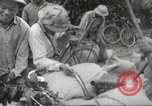 Image of bicycle transportation system Hanoi Vietnam, 1967, second 19 stock footage video 65675061795