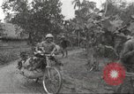 Image of bicycle transportation system Hanoi Vietnam, 1967, second 22 stock footage video 65675061795