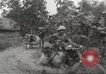 Image of bicycle transportation system Hanoi Vietnam, 1967, second 23 stock footage video 65675061795