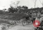Image of bicycle transportation system Hanoi Vietnam, 1967, second 30 stock footage video 65675061795