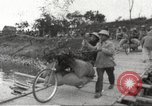 Image of bicycle transportation system Hanoi Vietnam, 1967, second 31 stock footage video 65675061795