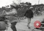 Image of bicycle transportation system Hanoi Vietnam, 1967, second 32 stock footage video 65675061795