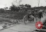 Image of bicycle transportation system Hanoi Vietnam, 1967, second 34 stock footage video 65675061795