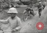 Image of bicycle transportation system Hanoi Vietnam, 1967, second 42 stock footage video 65675061795