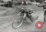 Image of bicycle transportation system Hanoi Vietnam, 1967, second 43 stock footage video 65675061795