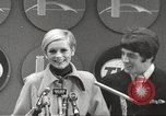 Image of Twiggy Lawson New York United States USA, 1967, second 36 stock footage video 65675061799