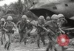 Image of United States troops Bong Son Vietnam, 1967, second 9 stock footage video 65675061806