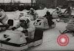 Image of World Snowmobile Championship Montreal Quebec Canada, 1967, second 20 stock footage video 65675061809