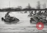 Image of World Snowmobile Championship Montreal Quebec Canada, 1967, second 50 stock footage video 65675061809