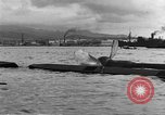 Image of attack on Pearl Harbor Pearl Harbor Hawaii USA, 1941, second 56 stock footage video 65675061819