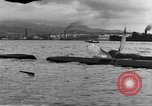 Image of attack on Pearl Harbor Pearl Harbor Hawaii USA, 1941, second 60 stock footage video 65675061819