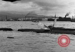 Image of attack on Pearl Harbor Pearl Harbor Hawaii USA, 1941, second 61 stock footage video 65675061819