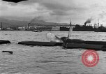 Image of attack on Pearl Harbor Pearl Harbor Hawaii USA, 1941, second 62 stock footage video 65675061819