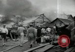 Image of fall of Singapore Singapore, 1942, second 9 stock footage video 65675061821