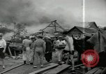 Image of fall of Singapore Singapore, 1942, second 10 stock footage video 65675061821