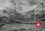 Image of fall of Singapore Singapore, 1942, second 16 stock footage video 65675061821