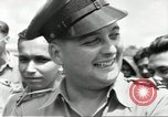 Image of Royal Netherlands Indies pilots Singapore Kallang Airfield, 1941, second 7 stock footage video 65675061822