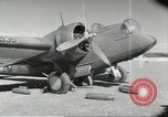 Image of Royal Netherlands Indies pilots Singapore Kallang Airfield, 1941, second 16 stock footage video 65675061822