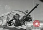 Image of Royal Netherlands Indies pilots Singapore Kallang Airfield, 1941, second 19 stock footage video 65675061822