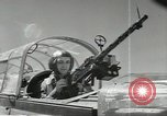 Image of Royal Netherlands Indies pilots Singapore Kallang Airfield, 1941, second 20 stock footage video 65675061822