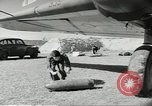 Image of Royal Netherlands Indies pilots Singapore Kallang Airfield, 1941, second 62 stock footage video 65675061822