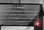 Image of USS Panay Nanking China, 1942, second 21 stock footage video 65675061828