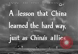 Image of Chinese people China, 1942, second 9 stock footage video 65675061829
