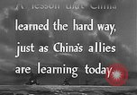 Image of Chinese people China, 1942, second 11 stock footage video 65675061829
