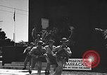 Image of U.S. marines in defensive exercises Pearl Harbor Hawaii USA, 1941, second 12 stock footage video 65675061836