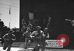 Image of U.S. marines in defensive exercises Pearl Harbor Hawaii USA, 1941, second 15 stock footage video 65675061836