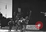 Image of U.S. marines in defensive exercises Pearl Harbor Hawaii USA, 1941, second 16 stock footage video 65675061836